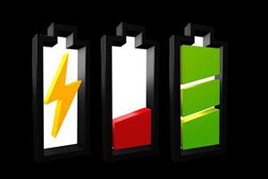 Novo tipo de bateria armazena cinco vezes mais energia