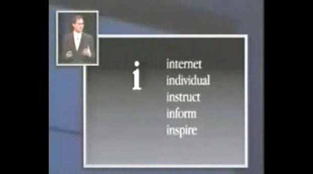 """Qual será o significado do """"i"""" do iPhone?"""